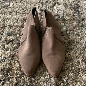 Free people pointy ankle booties
